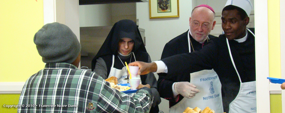 Fraternite Notre Dame Chicago Soup Kitchen